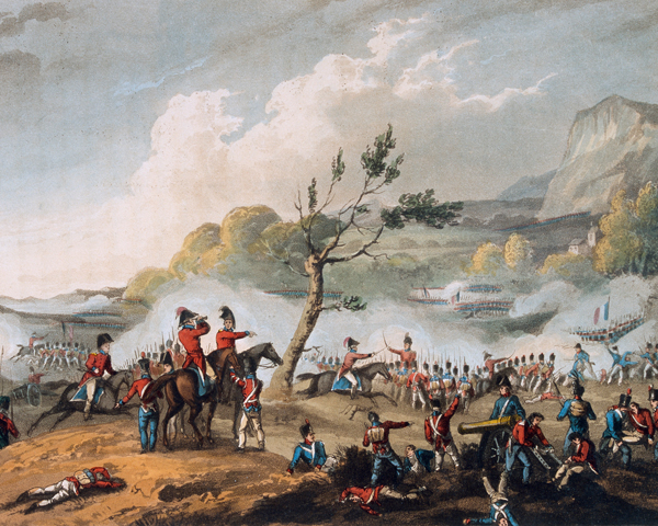 The Battle of Maida, 1806