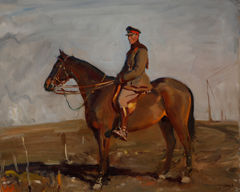 Major-General The Right Honourable John Seely, 1918
