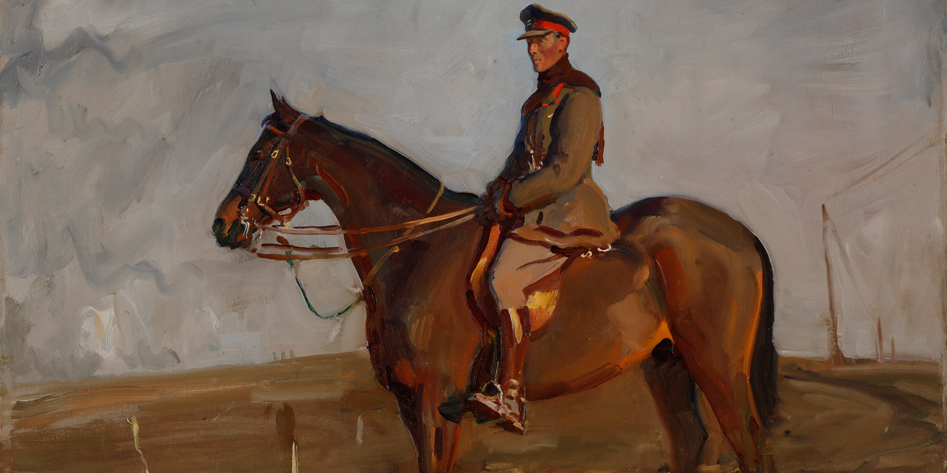 Major-General The Right Honourable Jack Seely, 1918