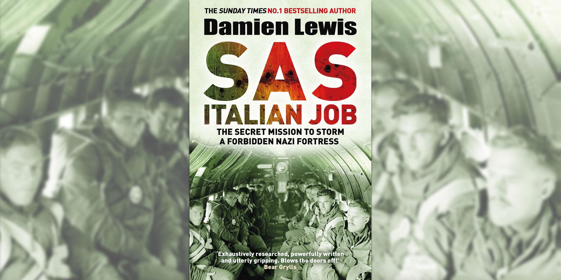 SAS Italian Job book cover