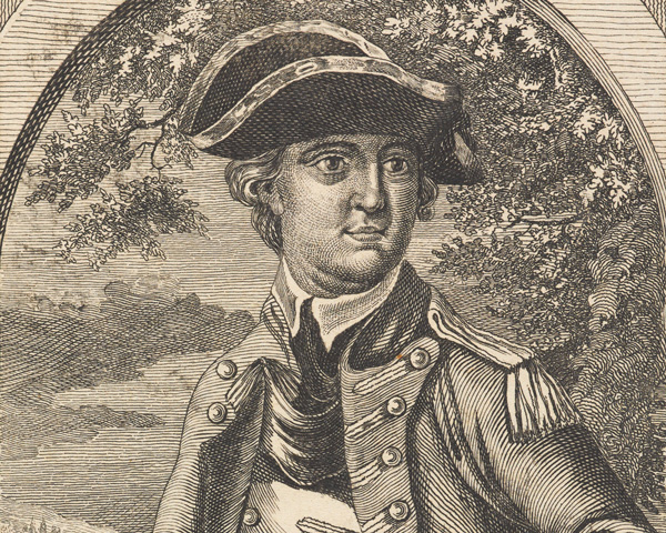 General Benedict Arnold, c1775