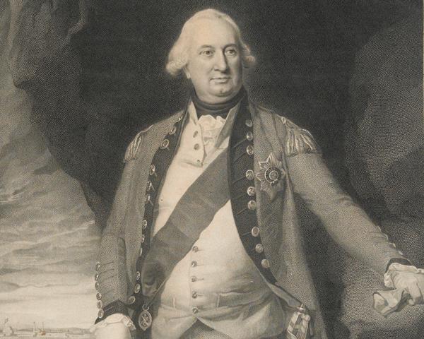 Lieutenant-General Charles Cornwallis, 1798