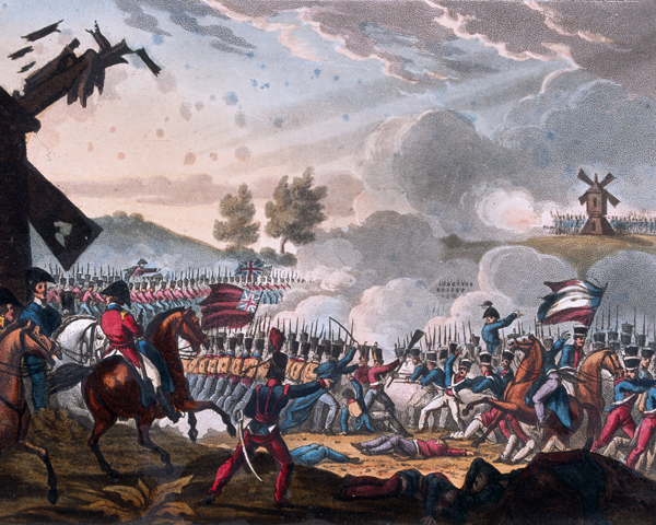 The Battle of Rolica, 17 August 1808