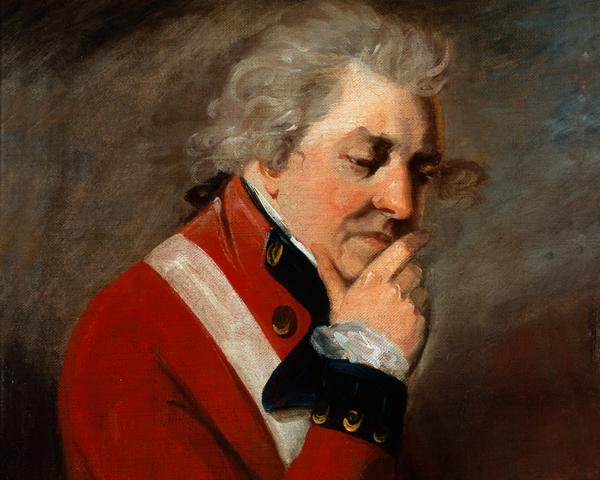 Lieutenant-General John Burgoyne, 1777