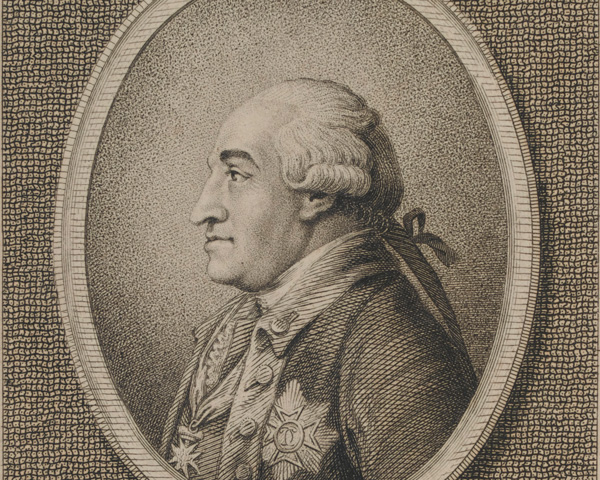 Major-General Baron Steuben, c1783