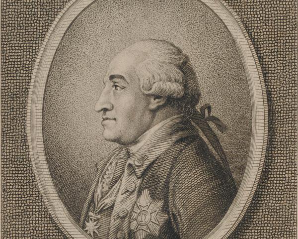 Major-General Baron Steuben, c1783