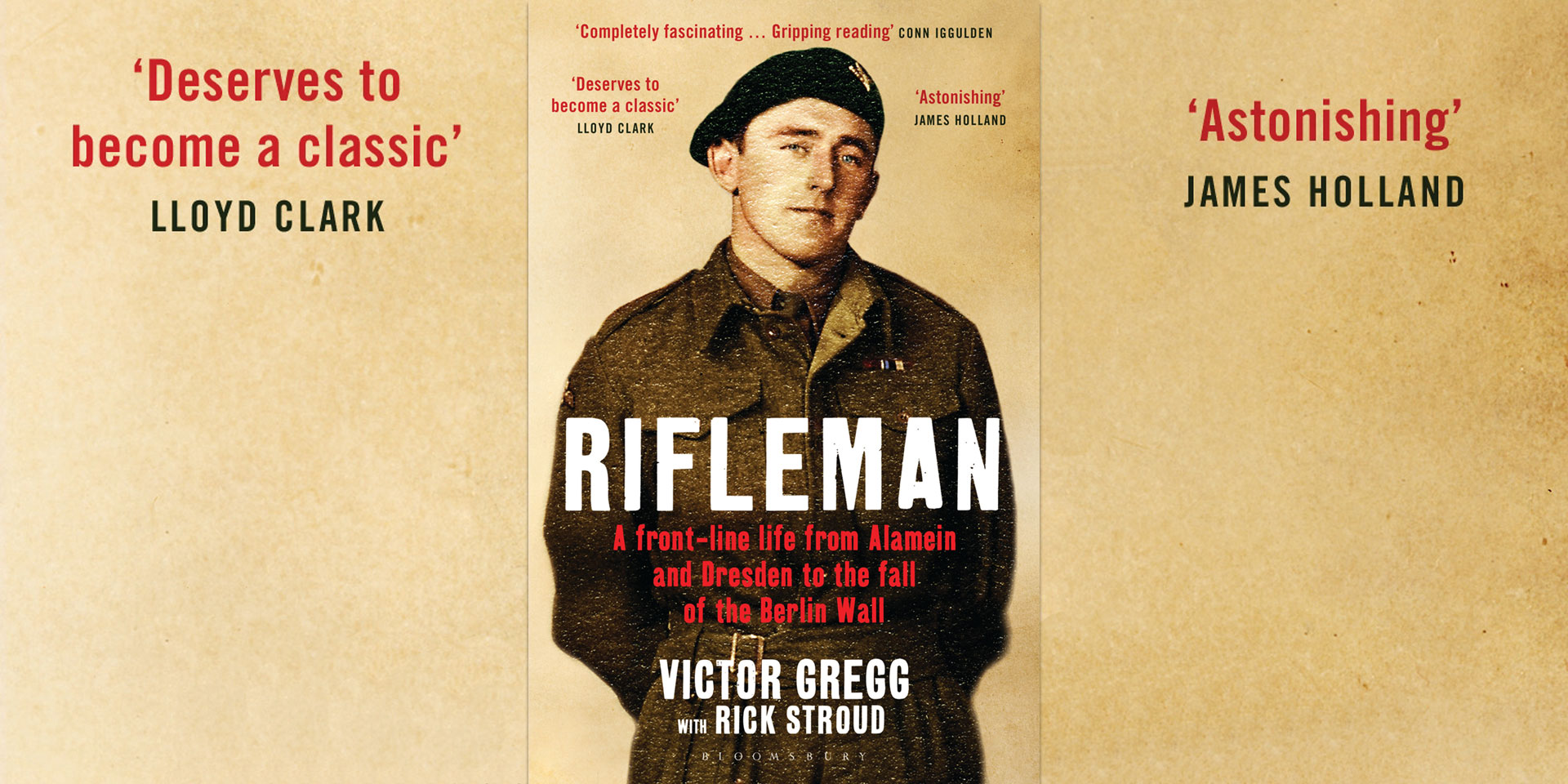 The Rifleman book cover