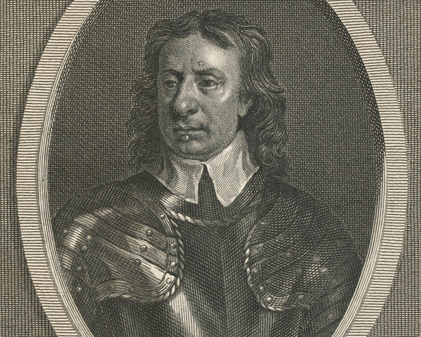 General Oliver Cromwell, c1645