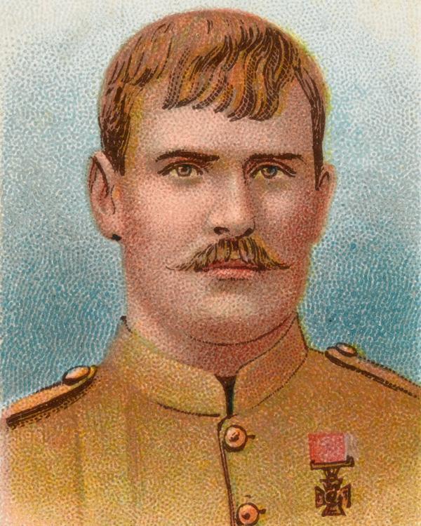 Private George Ravenhill VC, 1902