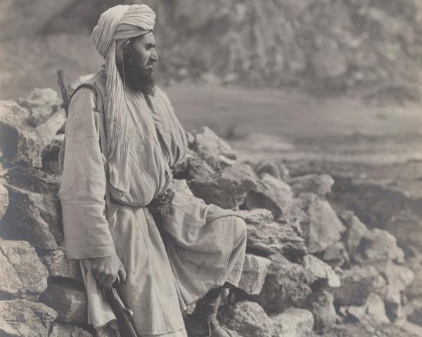 A Waziri tribesman, c1919