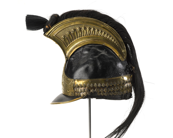 Helmet, 2nd Dragoon Guards (Queen's Bays), c1812