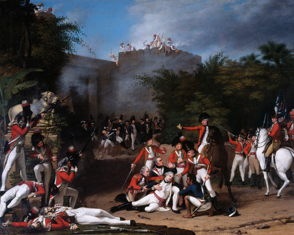 The Siege of Bangalore, 1791