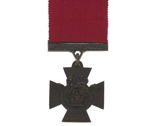 Victoria Cross awarded to Lieutenant-Colonel Adrian Carton de Wiart, 1916