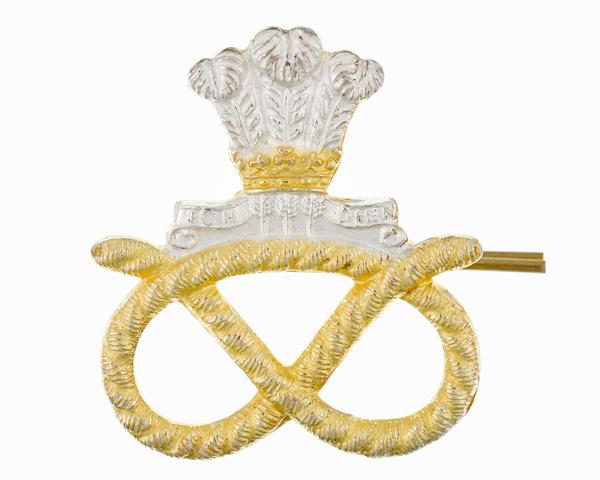 Cap badge, The Staffordshire Regiment, c1990