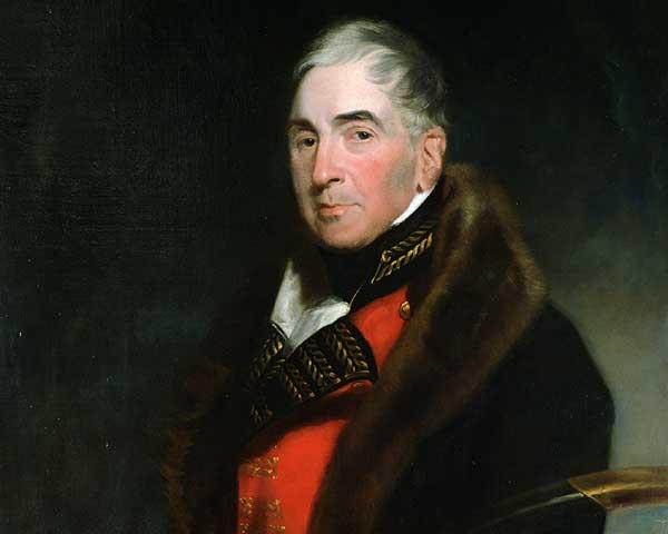 Lieutenant-General Thomas Graham, c1820