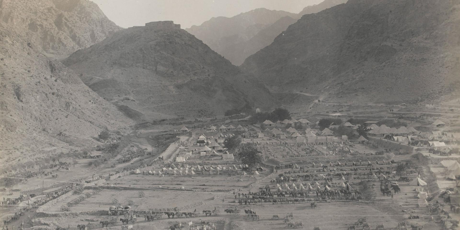 Ali Masjid, 1919