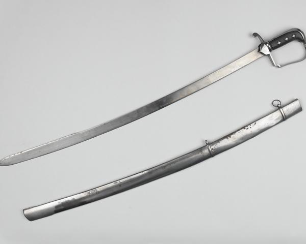 Officer's sword, 51st Light Infantry, c1809