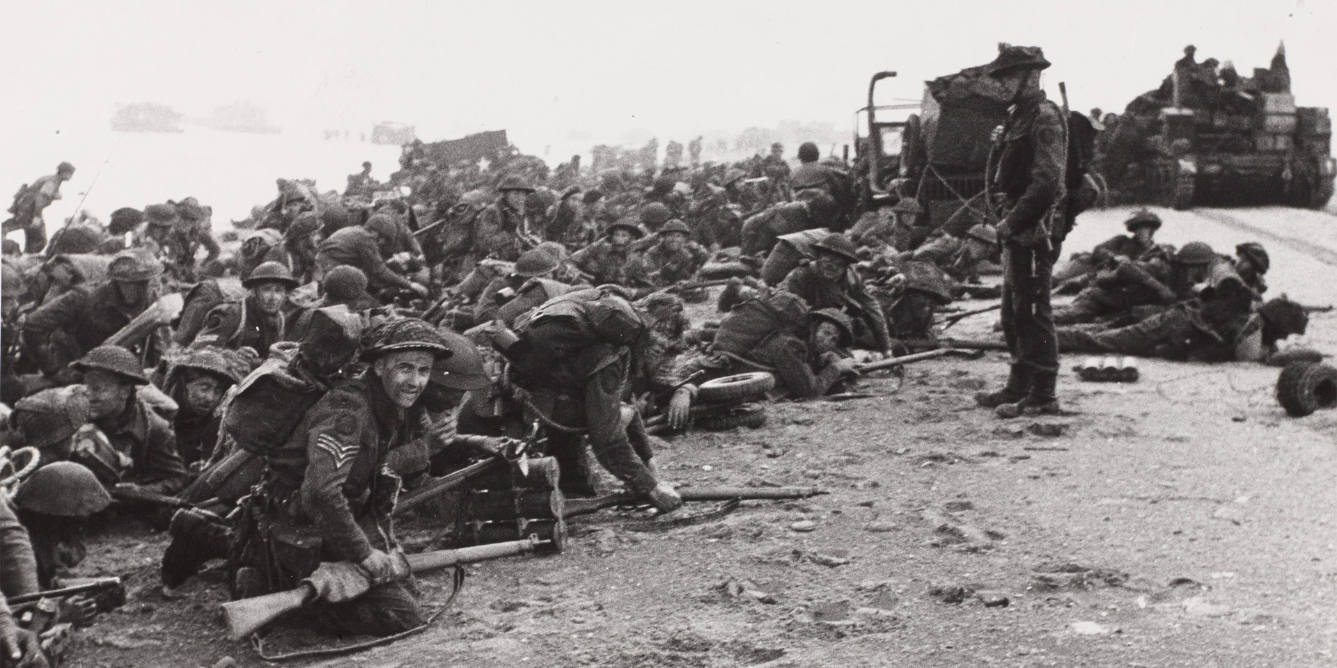 'The Storming of Brest', 6 June 1944