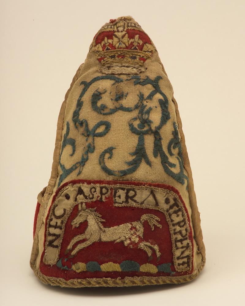 Other ranks grenadier cap, 49th Regiment of Foot, c1751