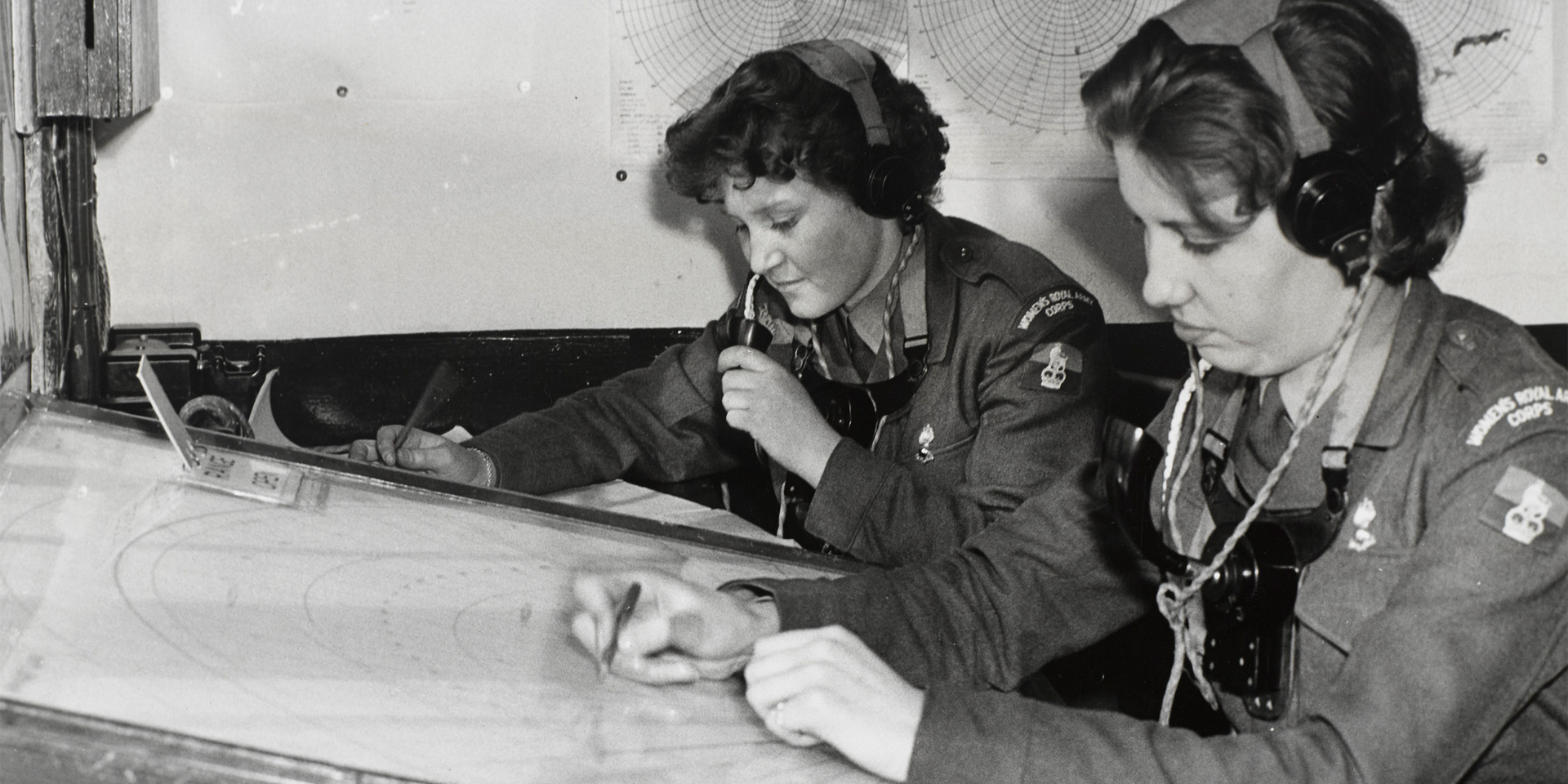 Members of the Women's Royal Army Corps