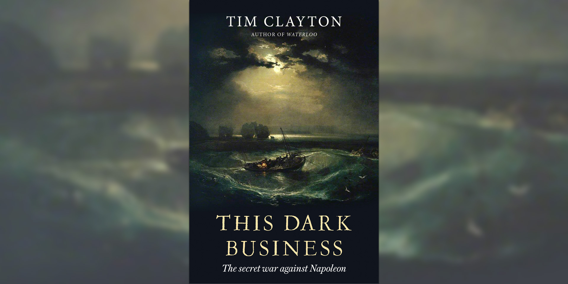 'This Dark Business' book cover