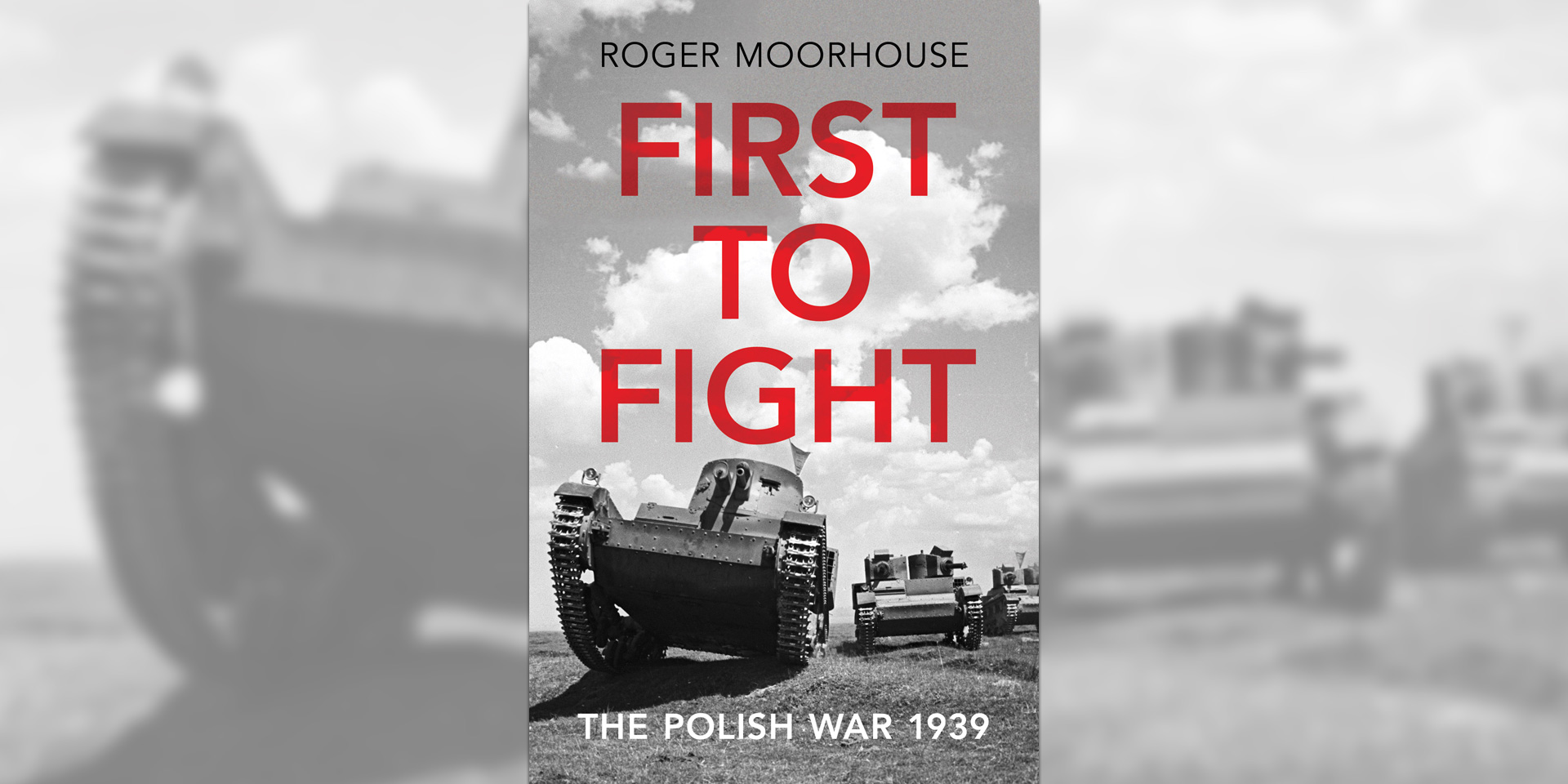 'First to Fight' book cover