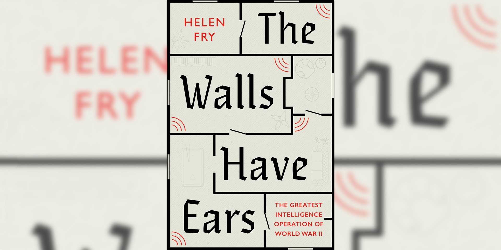 'The Walls Have Ears' book cover
