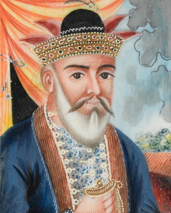 Emir Dost Mohammed Khan, c1835