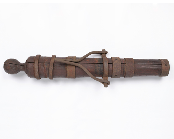 Portable swivel-gun taken as a trophy from Kabul by the Army of Retribution, 1842