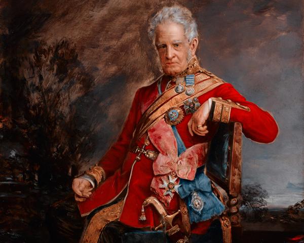 General Sir George Pollock, c1865