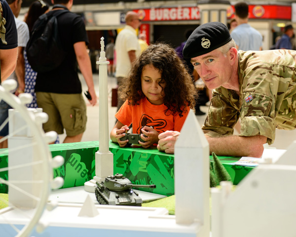 Take the Tank Challenge with the National Army Museum this summer