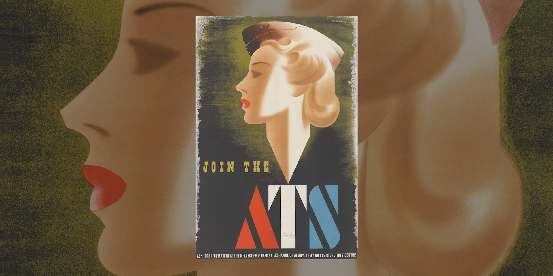 ATS recruiting posters, 1941