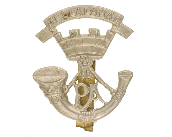 Cap badge, The Somerset Light Infantry (Prince Albert's), c1940