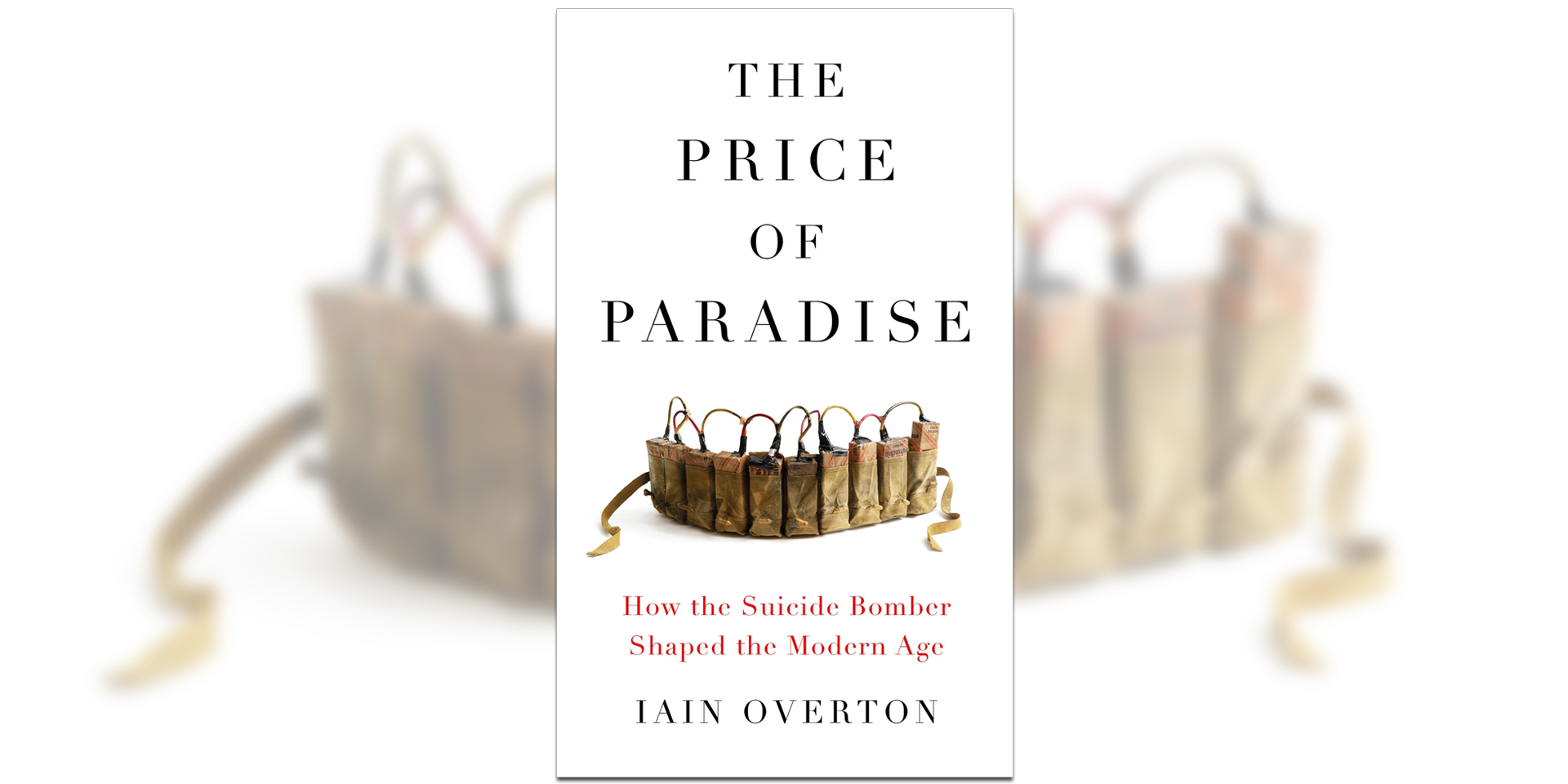 'The Price of Paradise' book cover