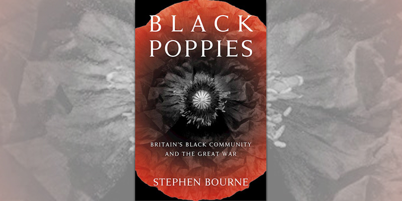 'Black Poppies' book cover