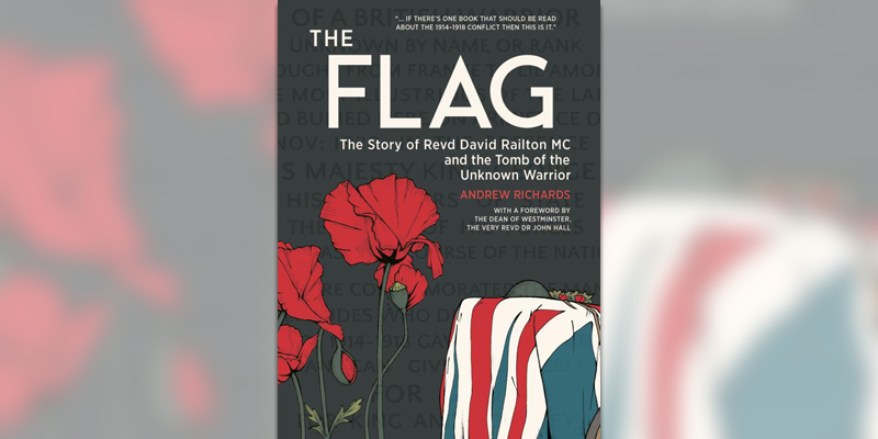 'The Flag' book cover
