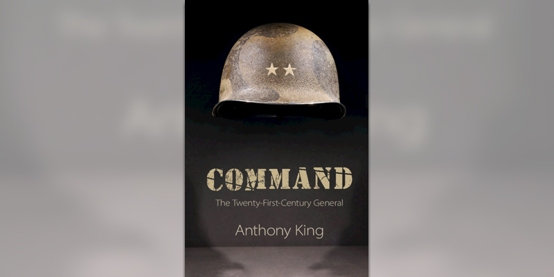 'Command: The Twenty-First-Century General' book cover