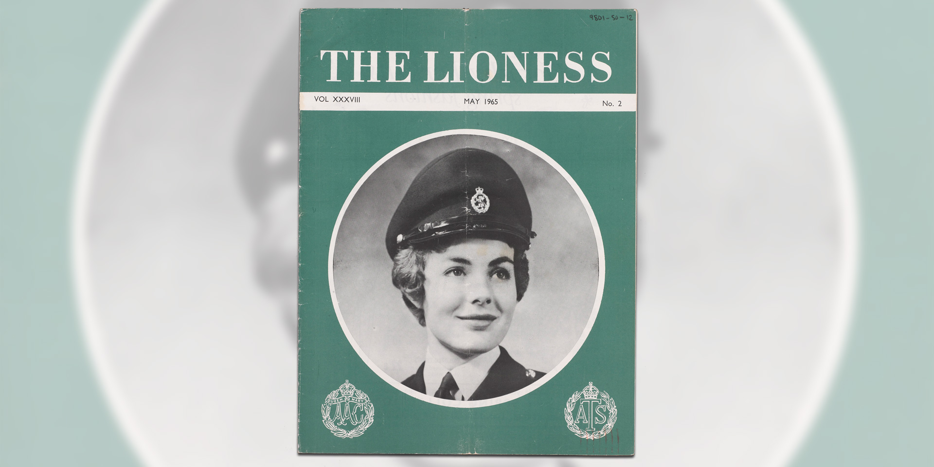 'The Lioness', journal of the Women's Royal Army Corps Association, May 1965 issue