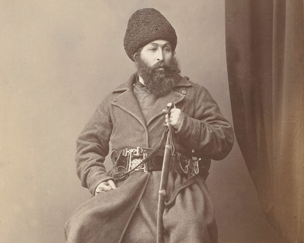 Amir Sher Ali Khan, 1878