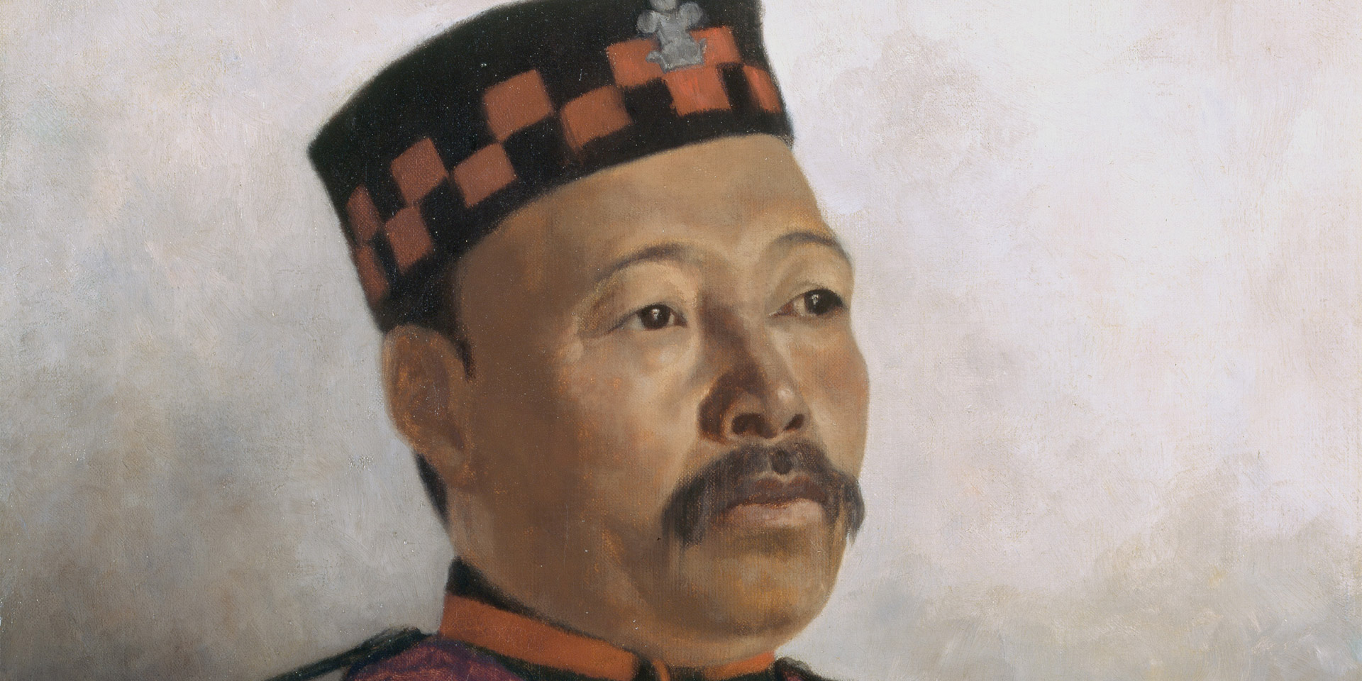 Subadar Major Judbhir Thapa, 2nd Gurkha Rifles, 1893