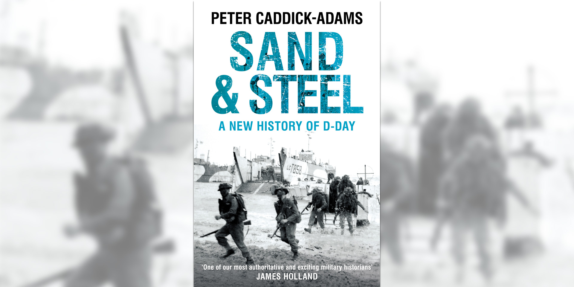 'Sand and Steel' book cover