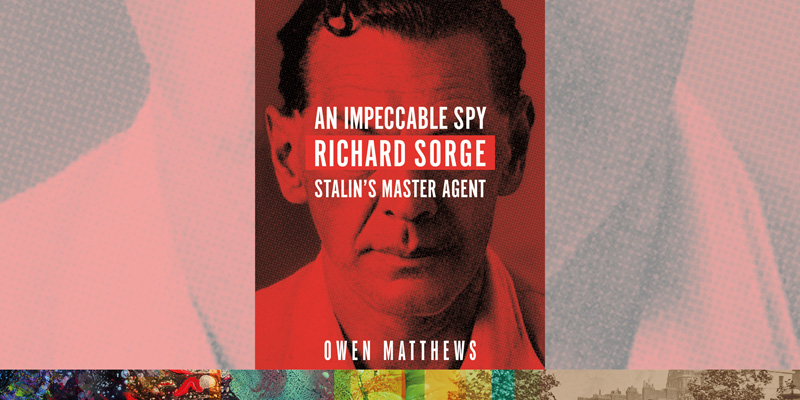 'An Impeccable Spy' book cover