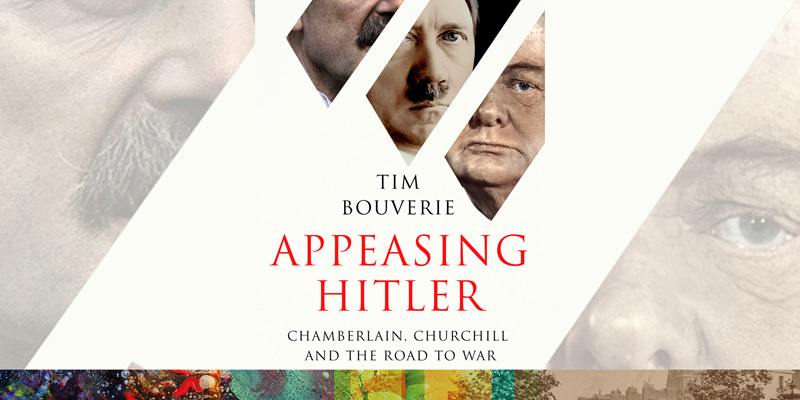 'Appeasing Hitler' book cover