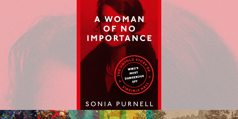 'A Woman of No Importance' book cover