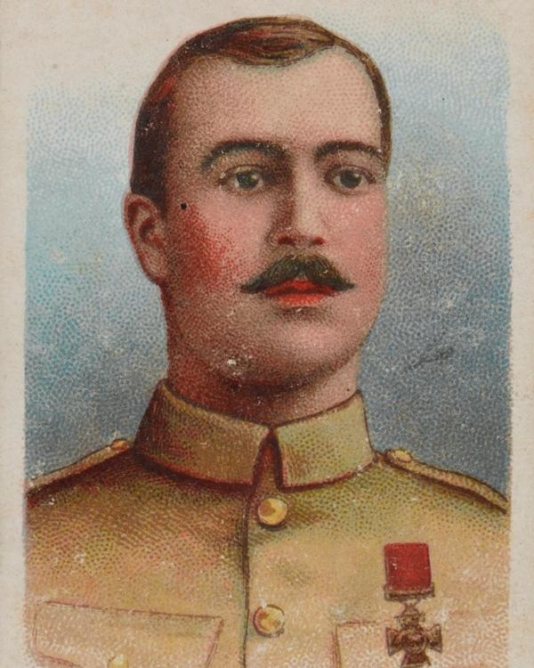 Sergeant Horace Martineau VC, c1900