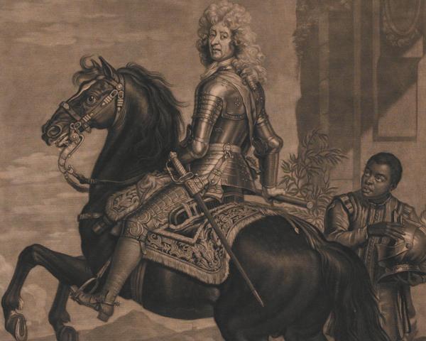 The Duke of Schomberg, 1690