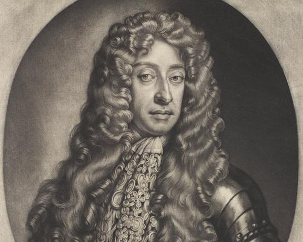 James II, King of England, Scotland and Ireland, c1685