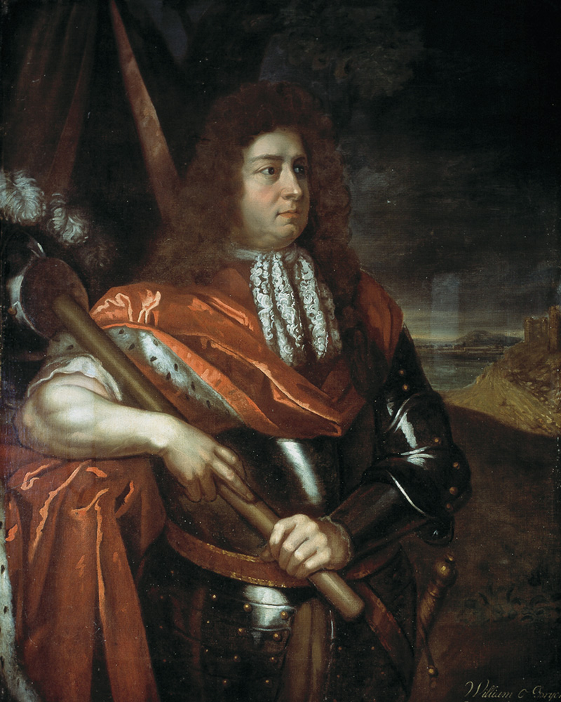 William O'Brien, 2nd Earl of Inchiquin, Colonel of The Tangier Regiment of Foot, 1680