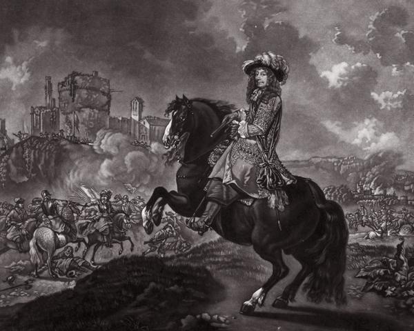 James Duke of Monmouth, c1685