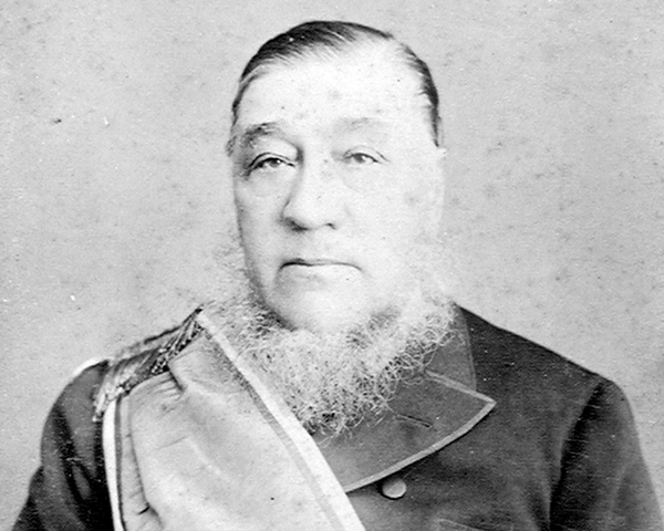 President Paul Kruger of the South African Republic (Transvaal), c1900